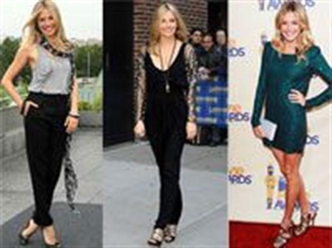 Şık ve zarif bir stil ikonu: Sienna Miller